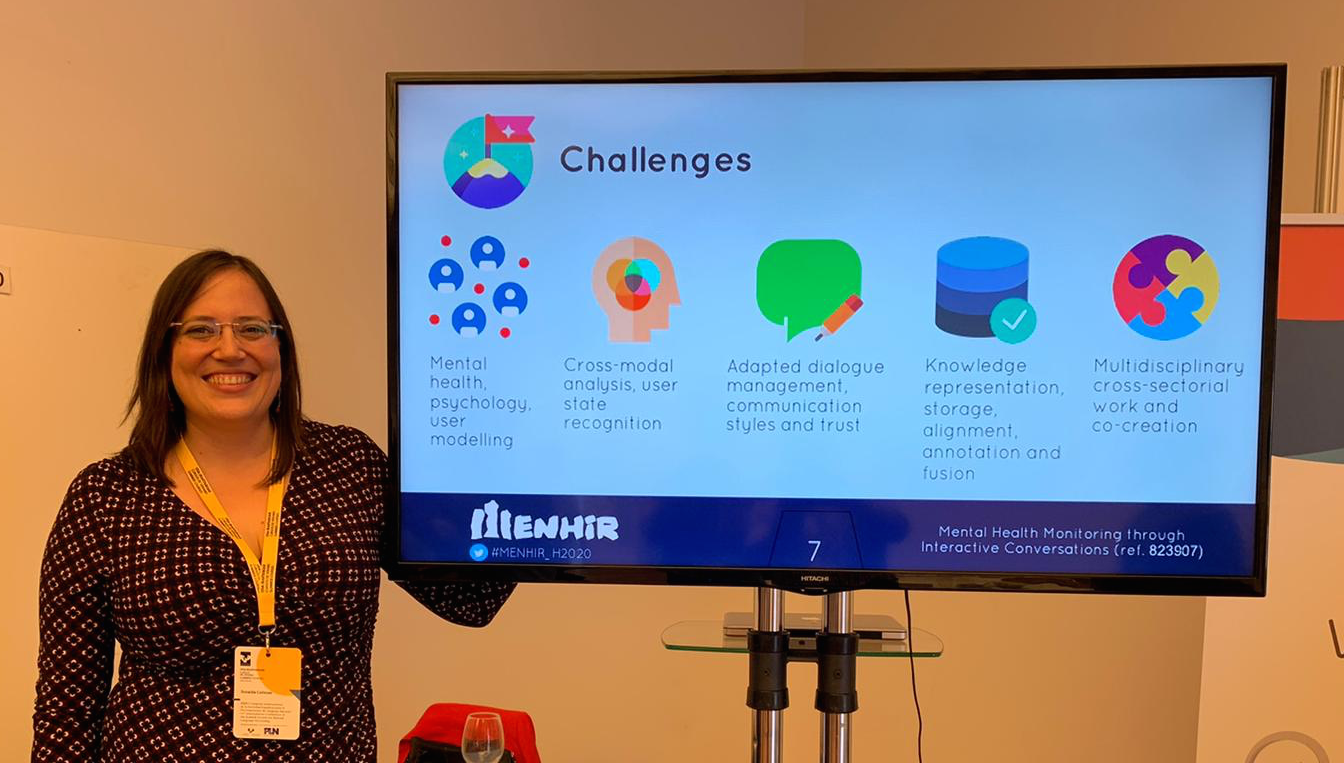Presentation at SEPLN 2019 conference